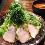 辛部_野菜がたっぷり!辛旨の美味しい広島つけ麺