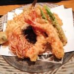 銀座 天一 広島SOGO店特別メニュー葵を頂きました