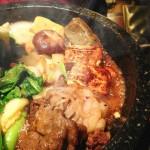 蓮根広島店_2月限定!とろけるほど美味しい京風すき焼き鍋