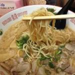 らーめん与壱YOICHI土橋店_鶏がらスープの懐かしい味。美味しい背あぶら中華そば