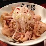 永斗麺_脂の旨味が凝縮!魚介が効いた最高の美味しさのあぶら麺