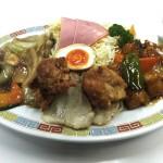 中華料理鳳来(ほうらい)_安い!満腹!鳳来特製ランチは、スペシャルメニュー。