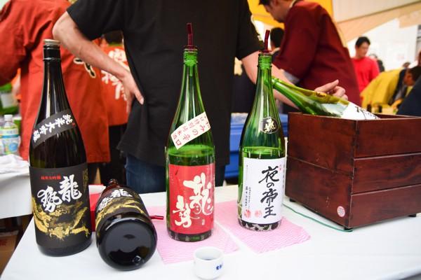 日本酒燦々20154May 28 2015