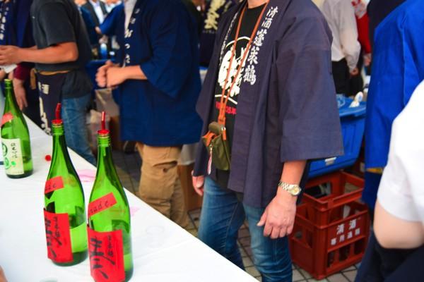 日本酒燦々20153May 28 2015