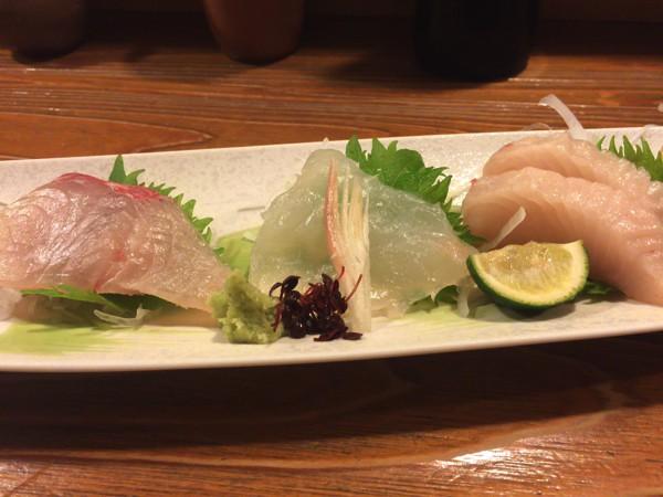 旬魚きっ川4May 17 2015