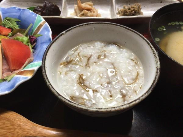 旅亭田乃倉(朝食)2Jun 28 2015