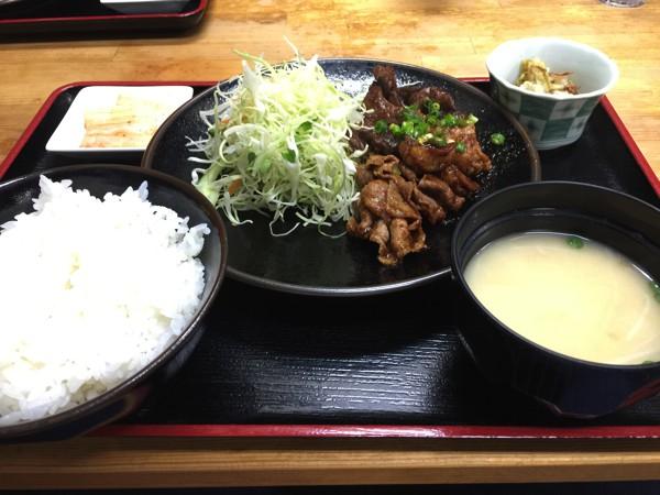 炭火焼肉  敏2Jun 05 2015