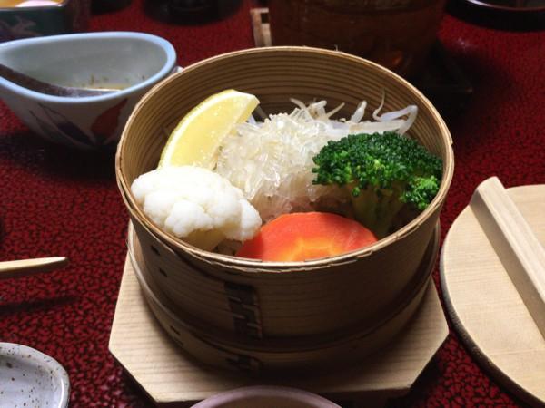 旅亭田乃倉(朝食)3Jun 28 2015