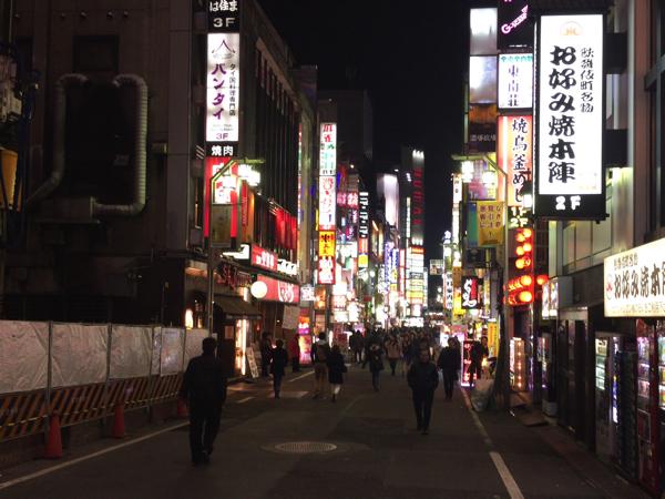 俺のイタリアン歌舞伎町1Aug 15 2015