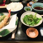 天よし|吉島にある本格天ぷら!揚げたて熱々の天ぷらランチ